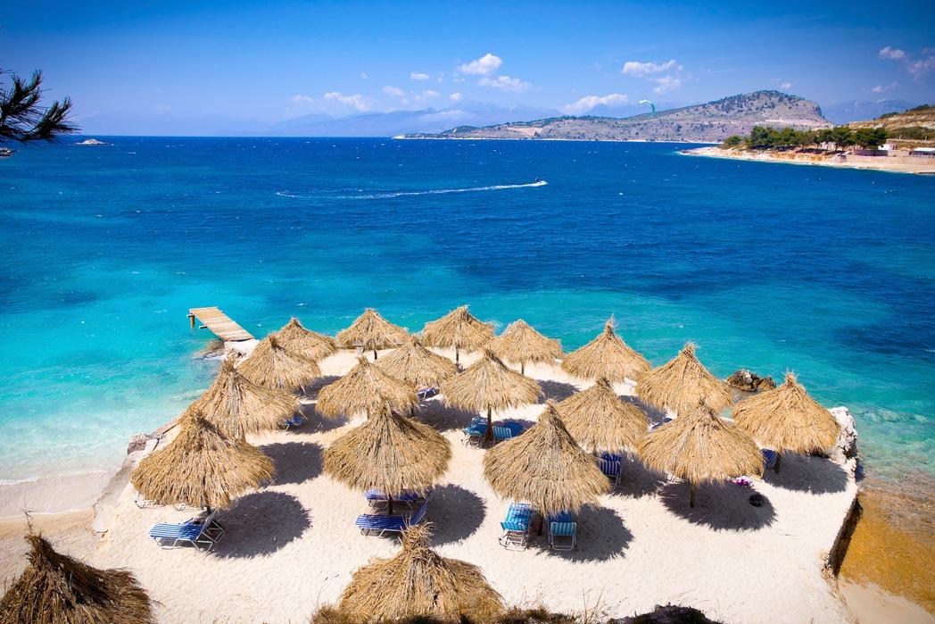 Wakacje w Albanii, czyli plażowanie na całego