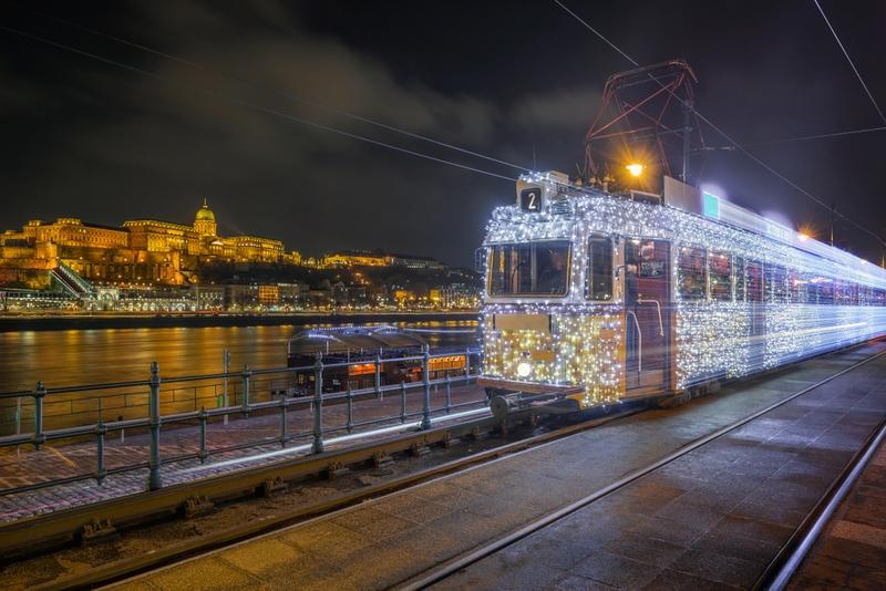 ブダペスト クリスマス・トレイン(ハンガリー)