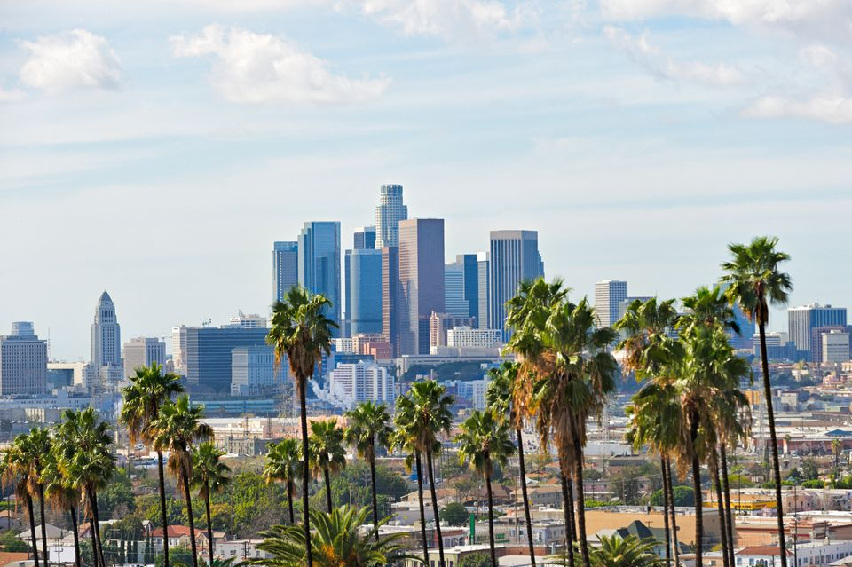 Los Angeles - cheap flights to the USA