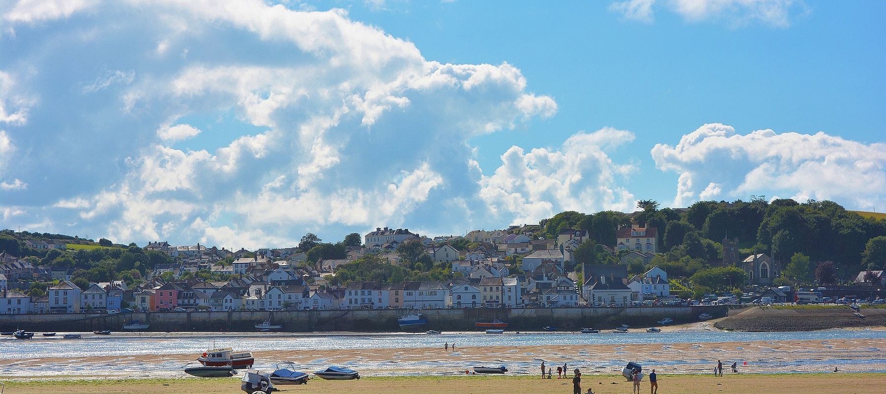 Appledore, one of the best coastal villages in England