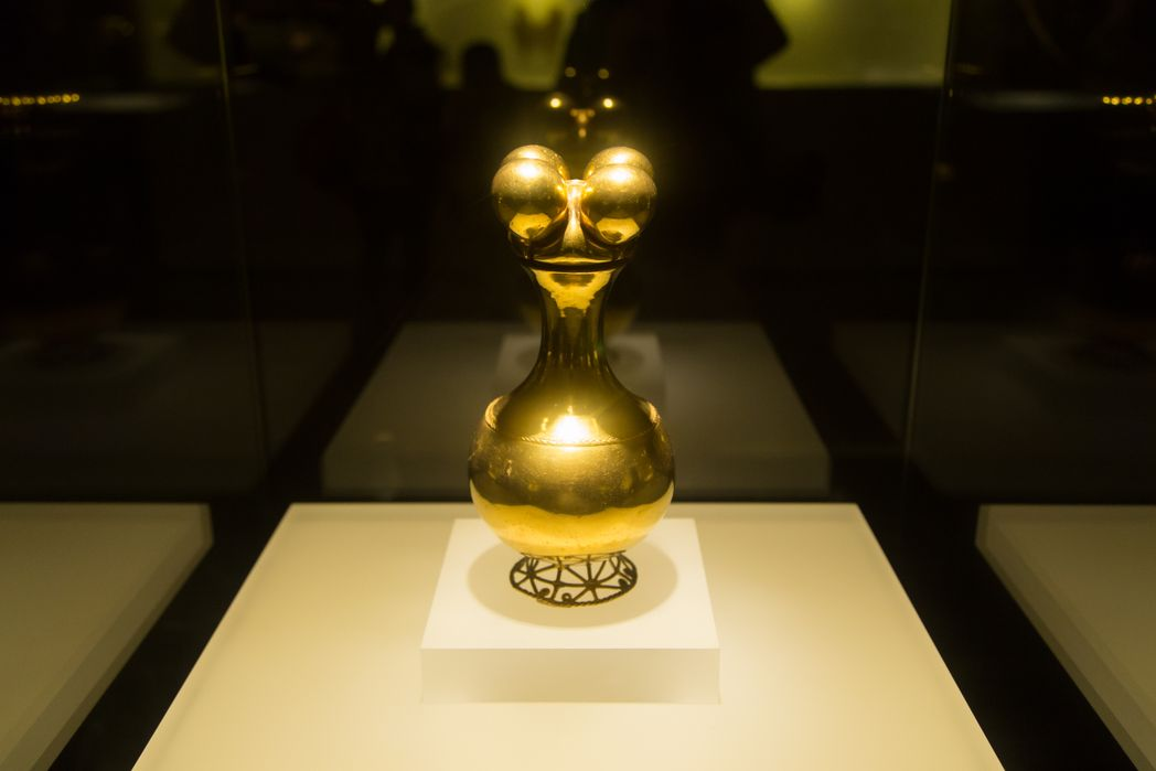 Museo del Oro (Museum of Gold) in Bogota - 10 day Colombia itinerary