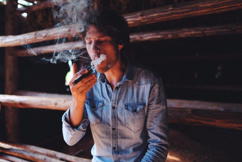 Dégustation de cigar