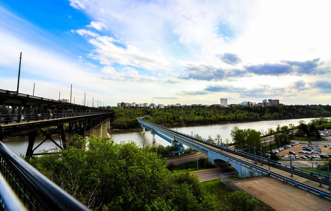 Why Travel to Edmonton: The LRT