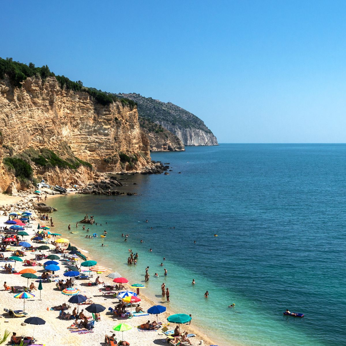 Spiagge del Gargano: Puntarossa Gargano