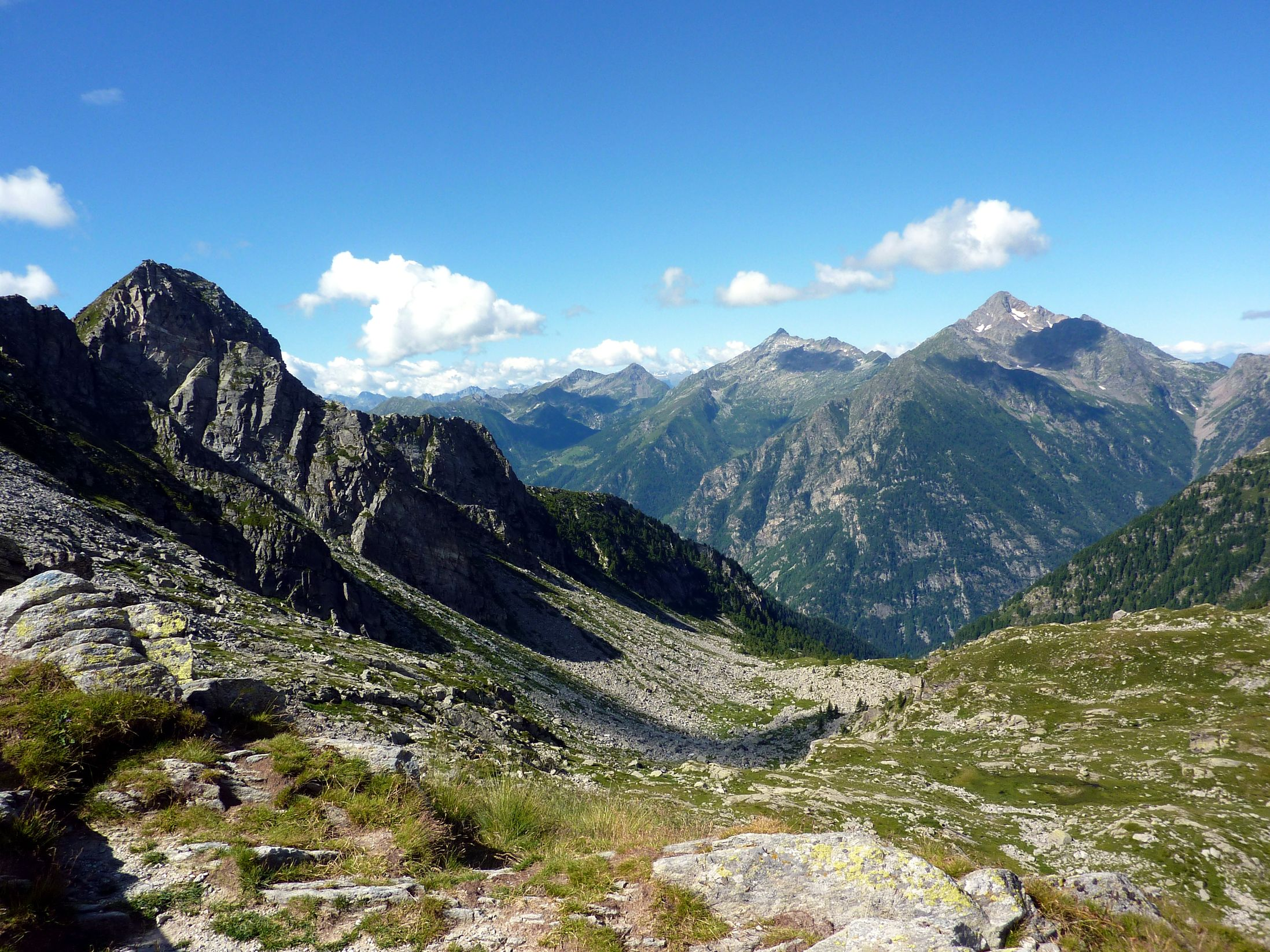 Summer escapes in the French Alps