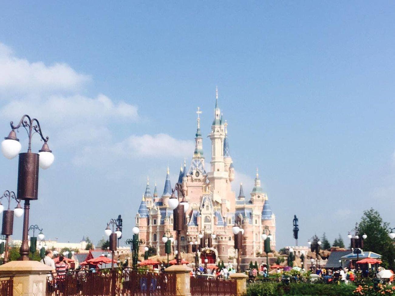上海迪士尼攻略