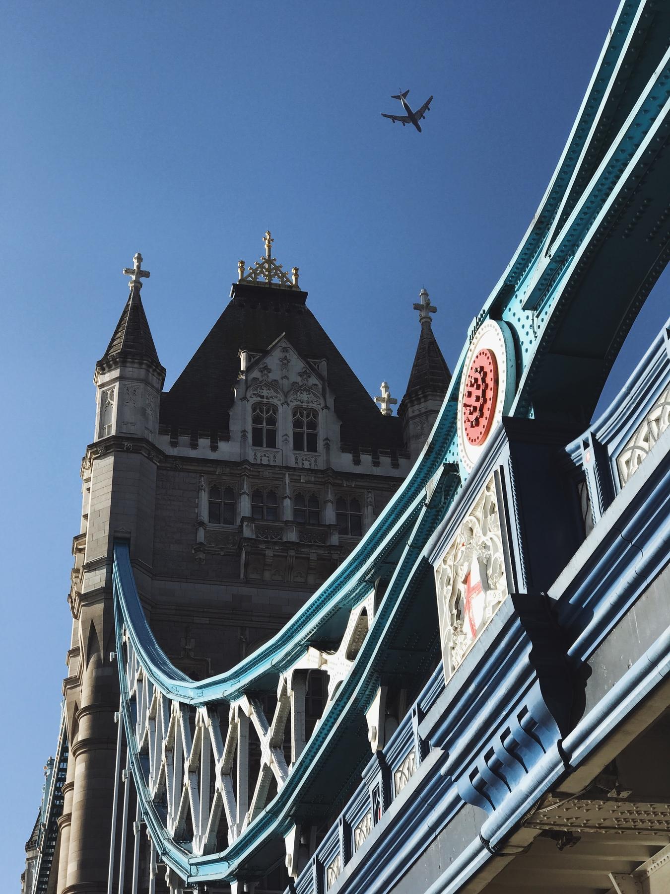 Un pont à Londres