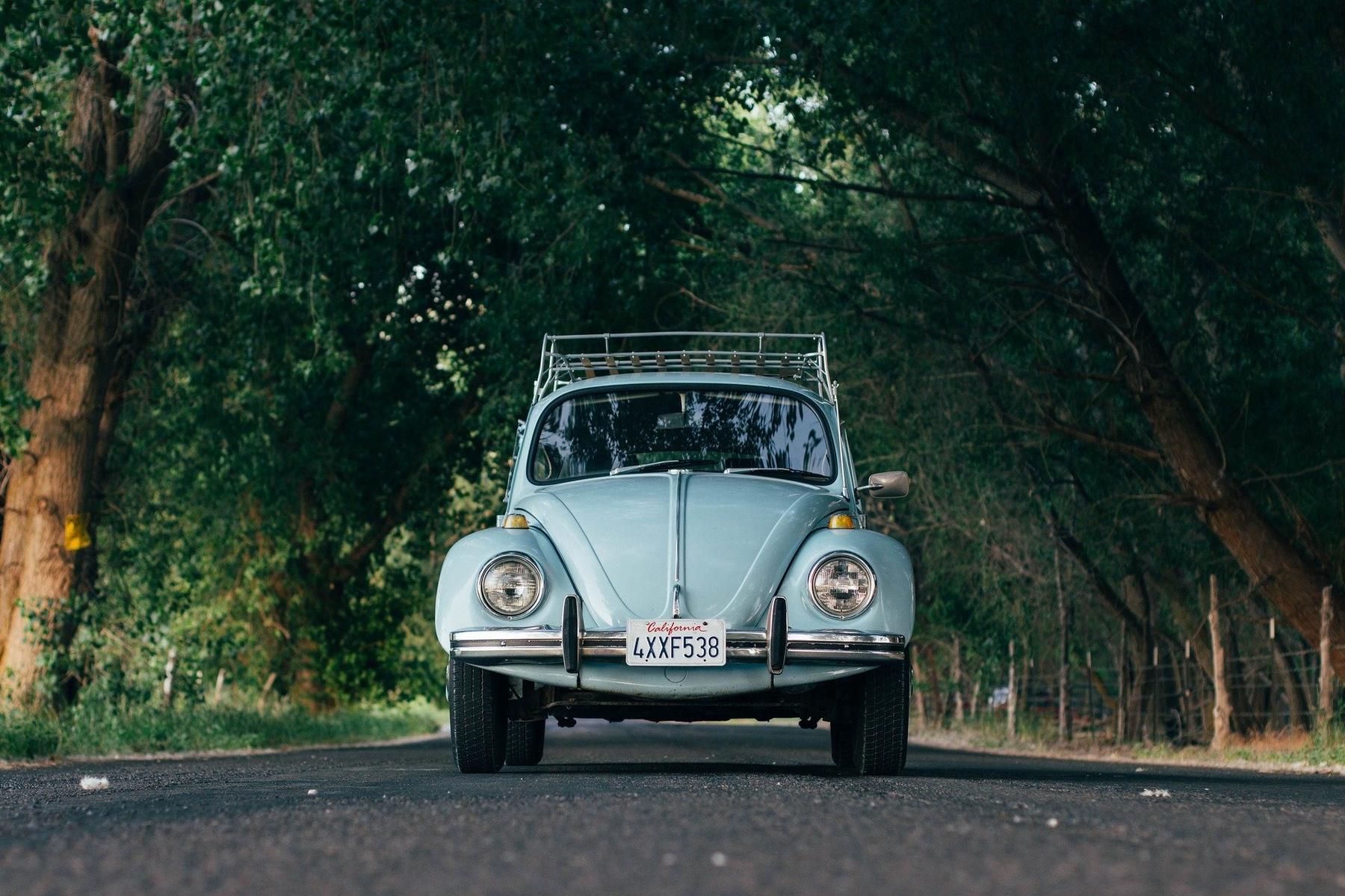 Roadtrippen met een oldtimer
