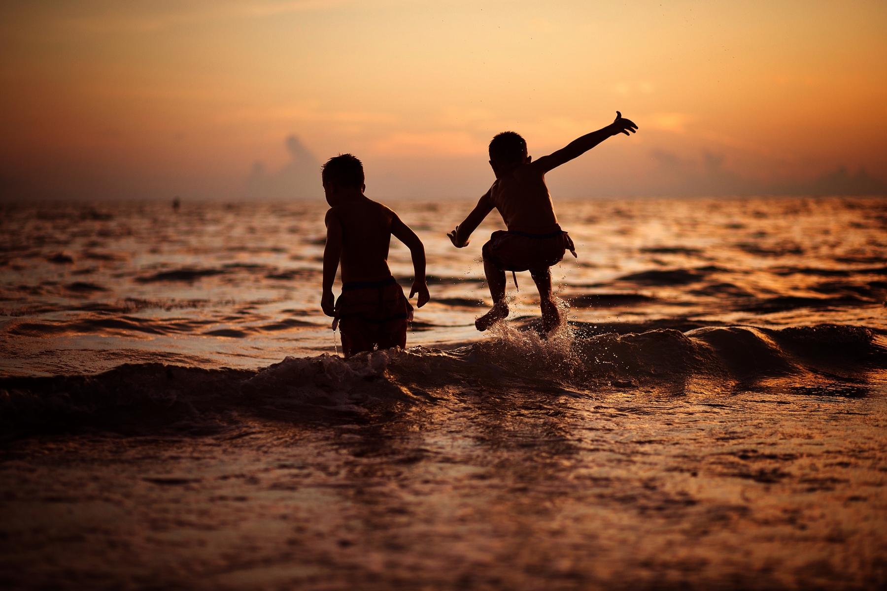 開闊的海灘視野覺得能讓你感受身心都被療癒的暢快感