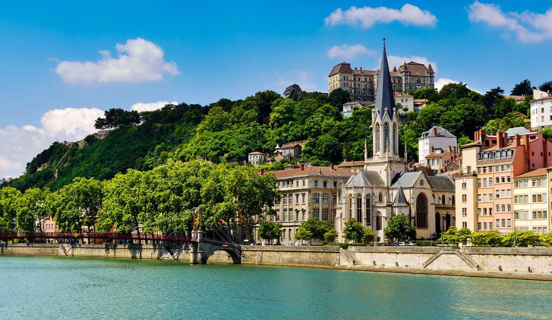 Les Berges du Soâne, Lyon