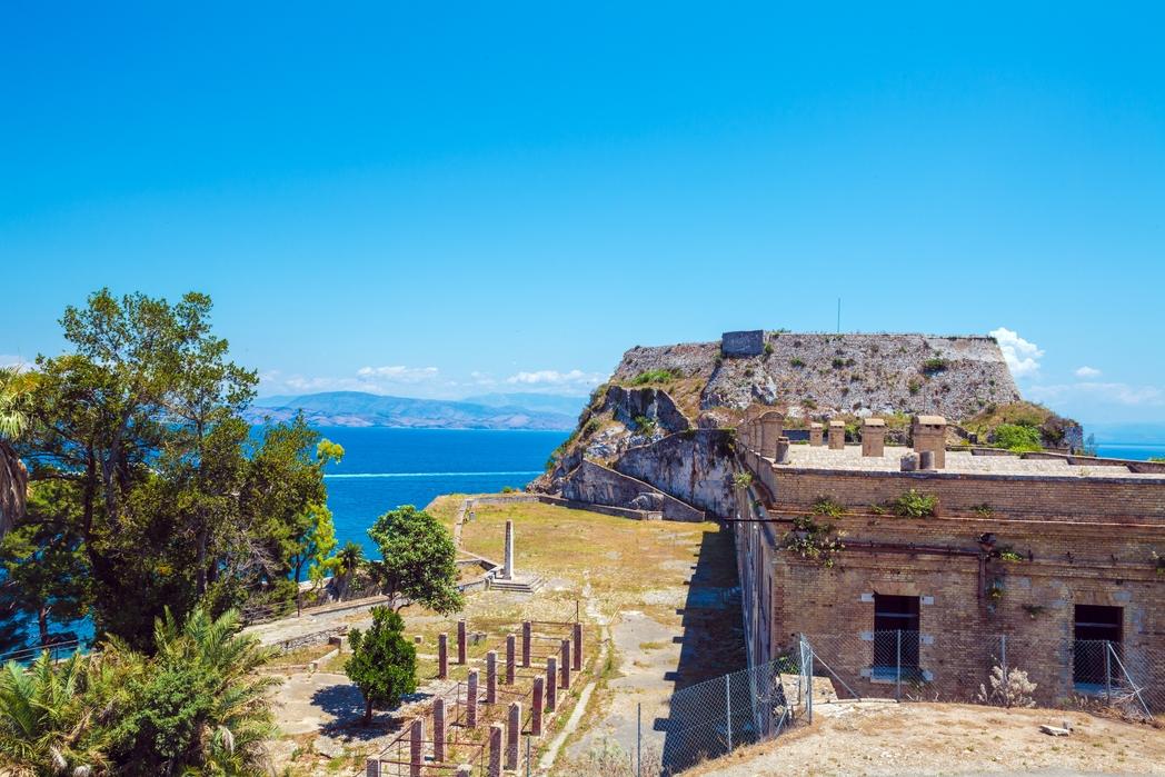 Aeroporti sulle isole greche: Corfu