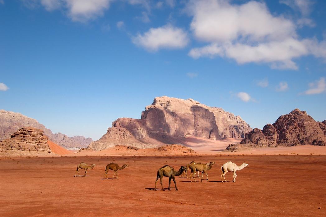 Wadi Rum, Ürdün - Asya uçak bileti fırsatları
