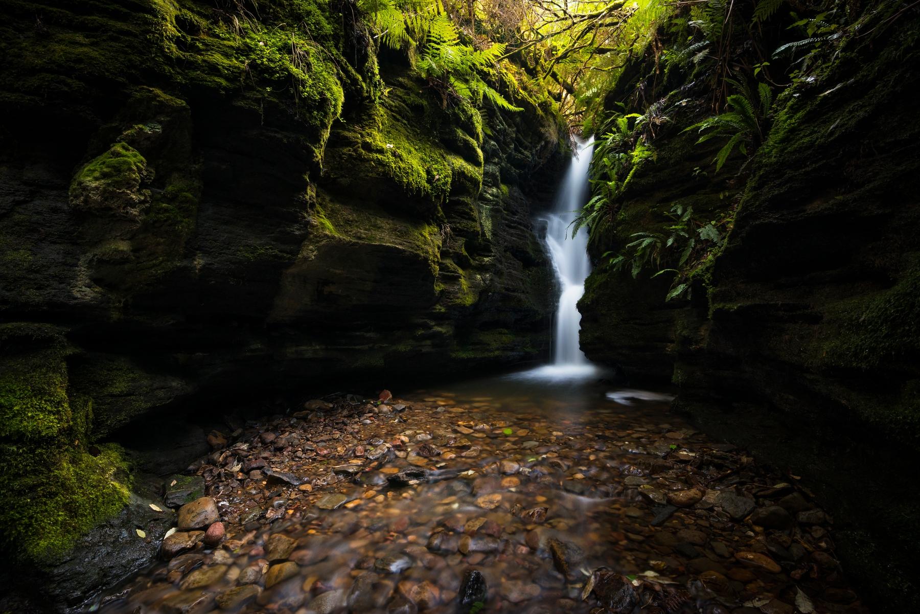 Mount Wellington Secret Falls