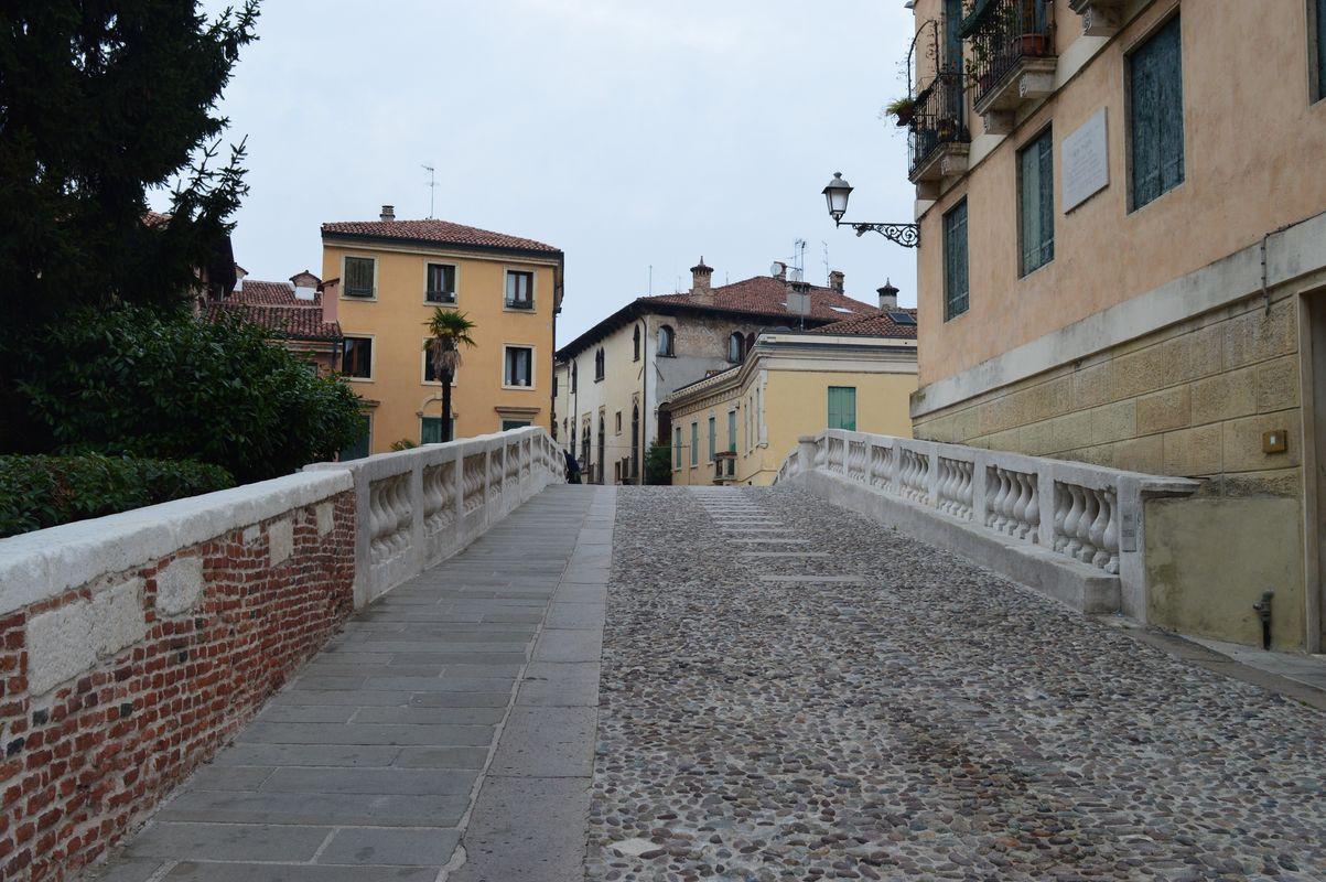 Cosa vedere a Vicenza: Ponte San Michele