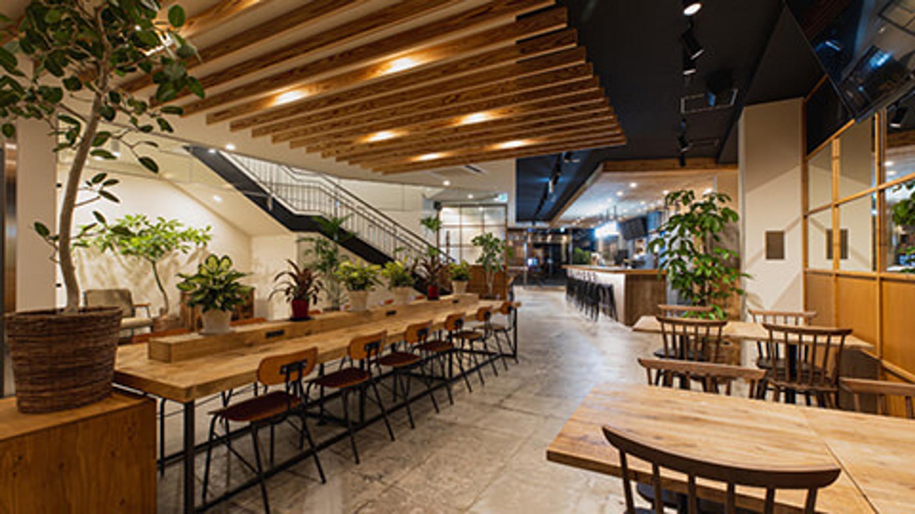 長野県長野市 Mash Café & Bed NAGANO
