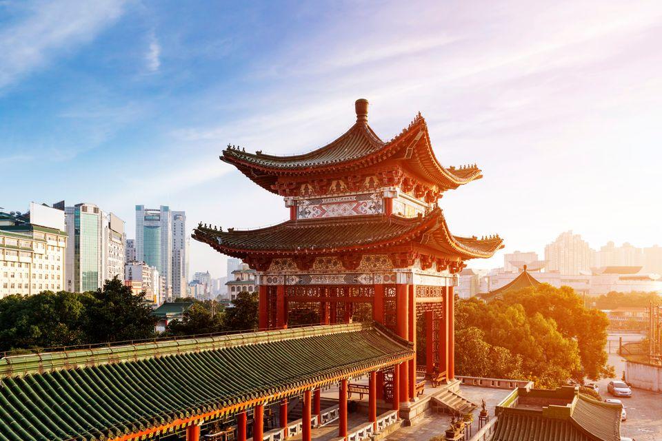 Παλιά και σύγχρονη αρχιτεκτονική στο Πεκίνο - ταξίδια στο εξωτερικό