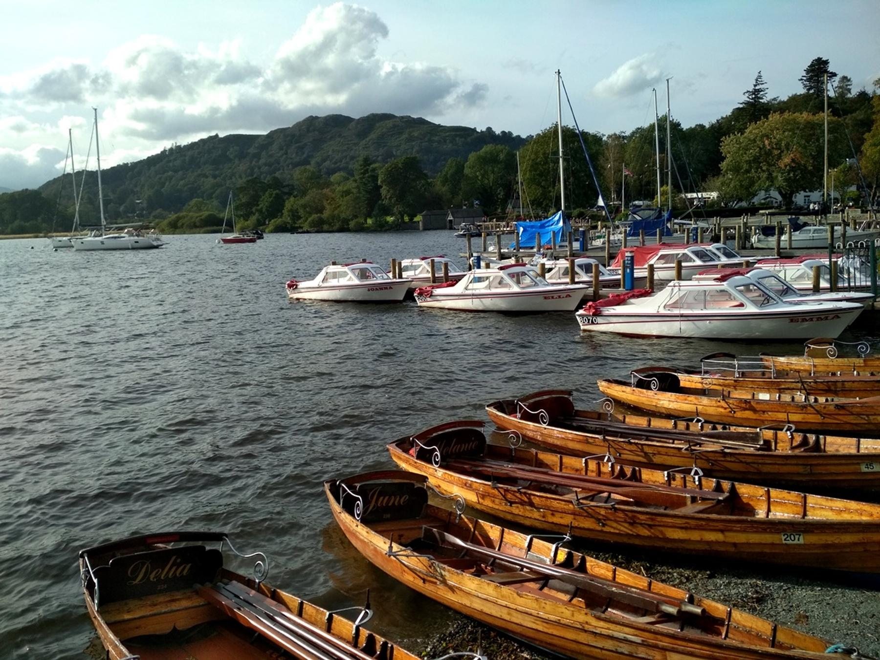 Le top 10 des plus beaux lacs du Royaume-Uni