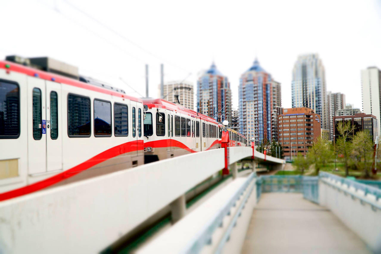 Calgary LRT