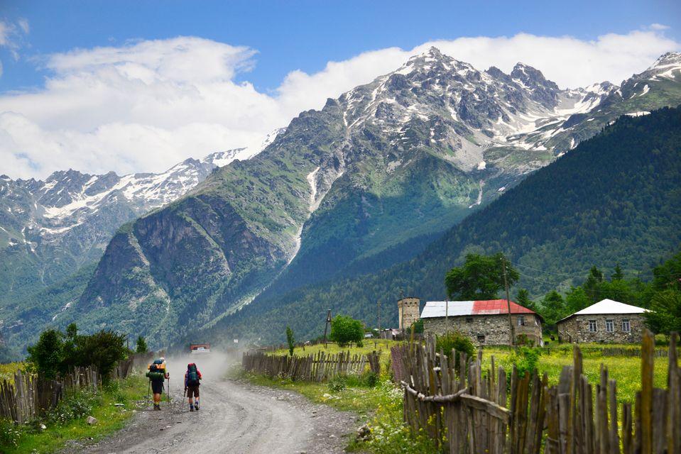 Климат Армении и Грузии