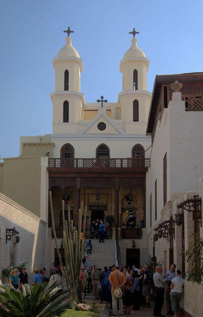 Hängende Kirche, Kairo