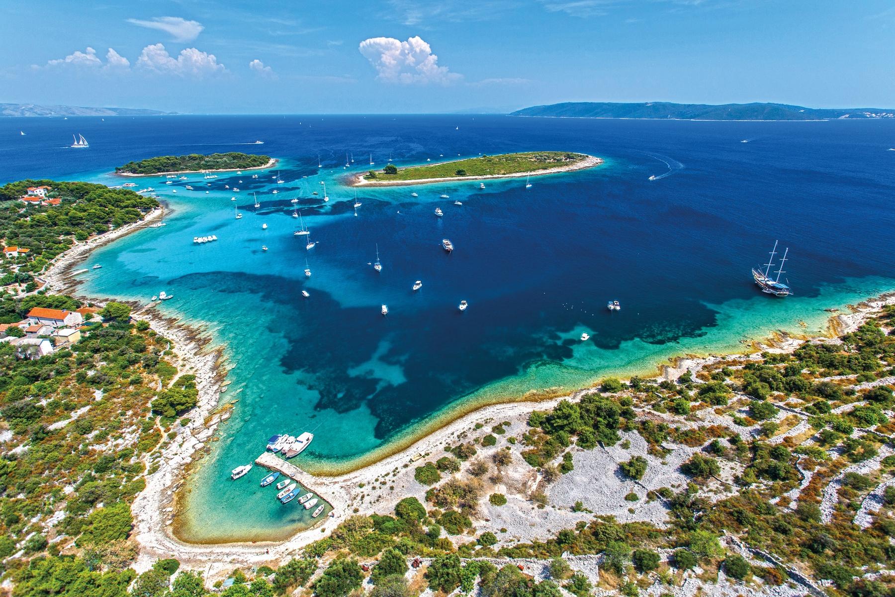 Günstiger All-inclusive-Urlaub in Kroatien