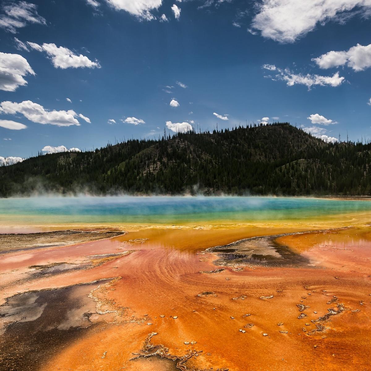 Co zobaczyć w USA: oczywiście Yellowstone