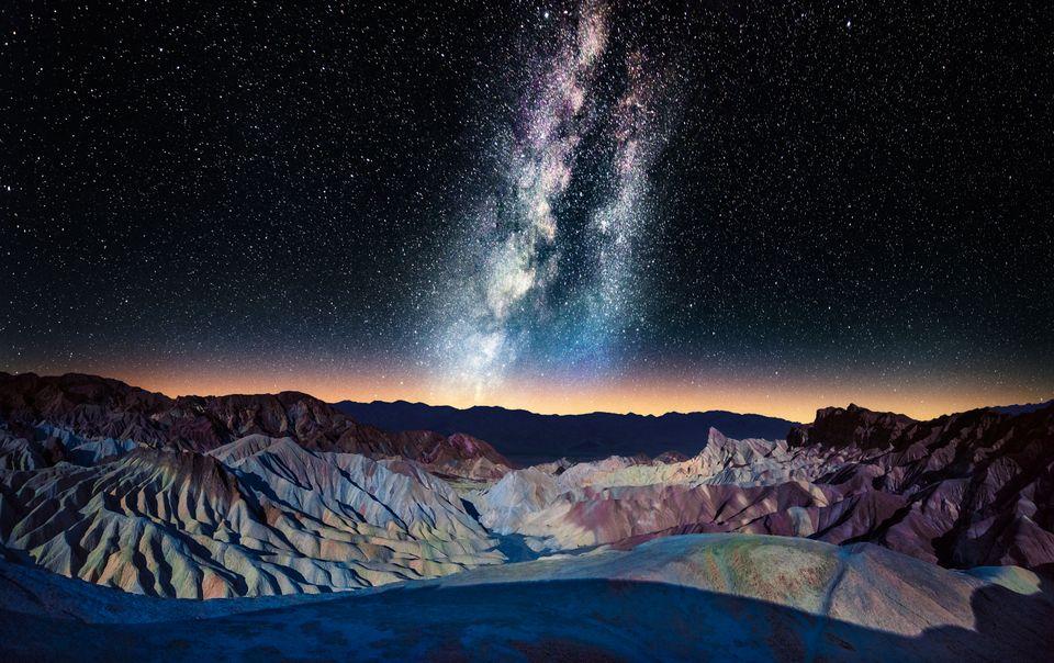 Die schönsten Orte Kaliforniens: Death Valley, Inyo